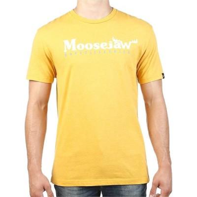 ムースジョー Moosejaw メンズ Tシャツ トップス original vintage regs ss tee Golden Yellow