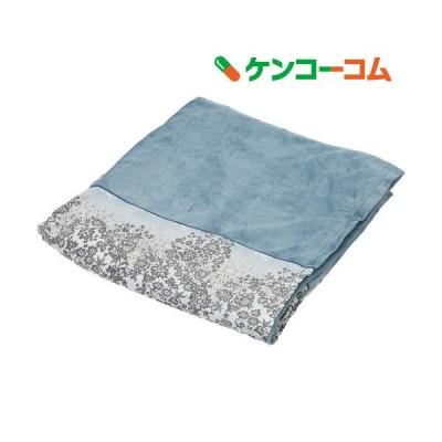 綿マイヤー掛けふとんカバー シングル グリーン 2171-54137-50 ( 1枚 )