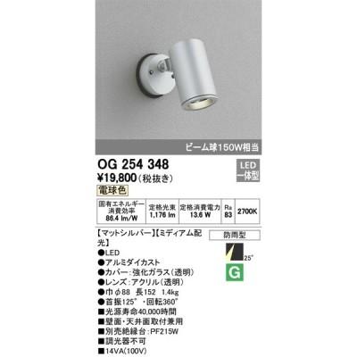 オーデリック  OG254348  屋外照明 LED照明 ODELIC