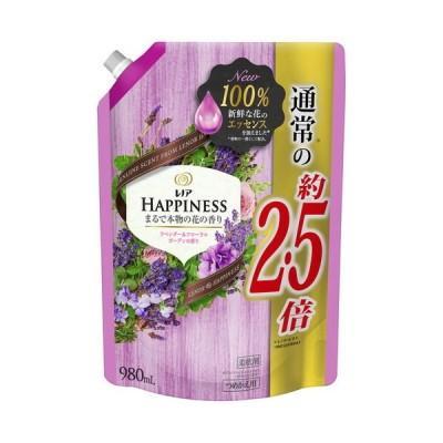 レノアハピネス ナチュラルフレグランス ラベンダー&フローラルガーデンの香り 替 特大 980ml