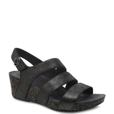 ダンスコ レディース サンダル シューズ Stacey Banded Wedge Sandals