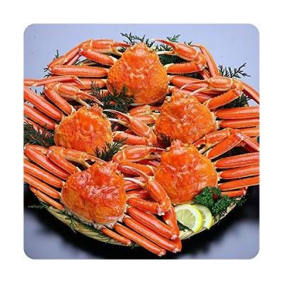 甲羅組 ズワイガニ カニ ボイルずわい蟹 姿3kg 600g前後×5尾入 業務用 同梱不可 ズワイガニ