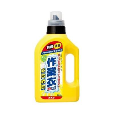 カネヨ石鹸 作業衣専用洗剤ジェル本体 800ML