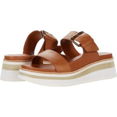 ドルチェヴィータ Dolce Vita レディース サンダル・ミュール シューズ・靴 Macen Light Luggage Leather
