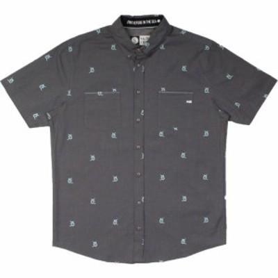 ソルティークルー Salty Crew メンズ シャツ トップス Mini Marls Shirt Charcoal