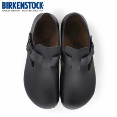 ビルケンシュトック BIRKENSTOCK ロンドン LONDON 1004303 レディース シューズ 靴 ブラック レザー 本革