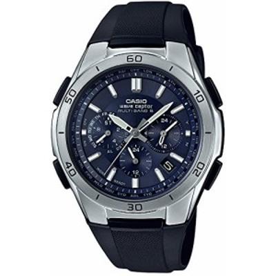 『送料無料!』[カシオ] 腕時計 ウェーブセプター 電波ソーラー WVQ-M410-2AJF ブラック