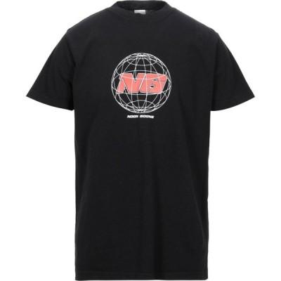 ヌーン グーンズ NOON GOONS メンズ Tシャツ トップス t-shirt Black