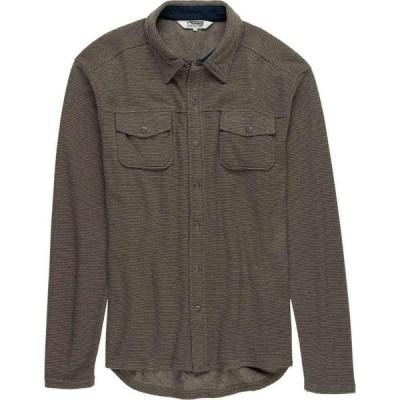 マウンテンカーキス Mountain Khakis メンズ シャツ トップス Pop Top Shirt Terra