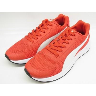 プーマ スニーカー 靴 テイパー PUMA Taper 373018-08 RED レッド メンズ レディース ランニングシューズ 人気 男女兼用 ユニセックス