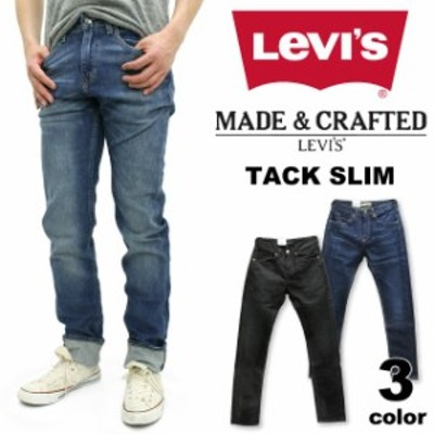 リーバイス LEVI'S MADE & CRAFTED メンズ TACK SLIM FIT ジーンズ デニム