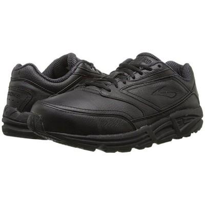 ブルックス Addiction Walker メンズ スニーカー 靴 シューズ Black