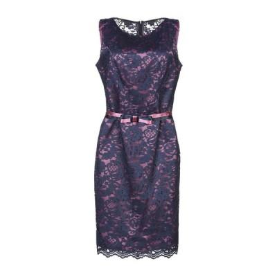 CASTING チューブドレス ファッション  レディースファッション  ドレス、ブライダル  パーティドレス ダークブルー
