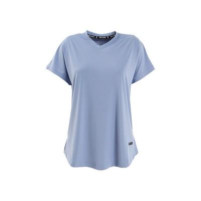 ジローム(GIRAUDM) ドライプラス シャインブロック 半袖Tシャツ 864GM1HD6837 LIL (レディース)