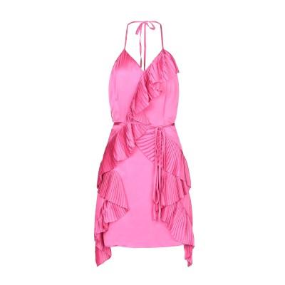 SH by SILVIAN HEACH ミニワンピース&ドレス フューシャ M ポリエステル 100% ミニワンピース&ドレス