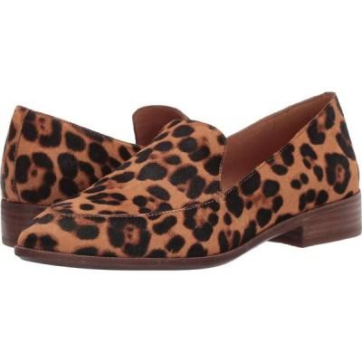 メイドウェル Madewell レディース ローファー・オックスフォード シューズ・靴 Frances Loafer Truffle Multi Leopard
