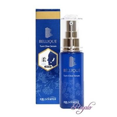 ベリーク ターンクリアセラム 柔 30mL 美容液 ヒト幹細胞 培養液10%配合 エイジングケア BELLIQUE 正規品