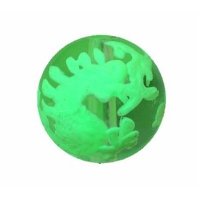 彫刻ビーズ 水晶手彫り玉 (夜光) 龍の手彫り玉 彫り水晶12mm 1粒売り バラ売り 手作りにオススメ! 天然石 パワーストーン