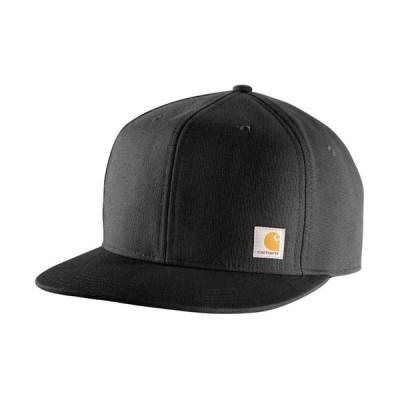 カーハート アシュランド キャップ ブラック スナップバック 6パネル メンズ レディース CARHARTT ASHLAND CAP BLACK