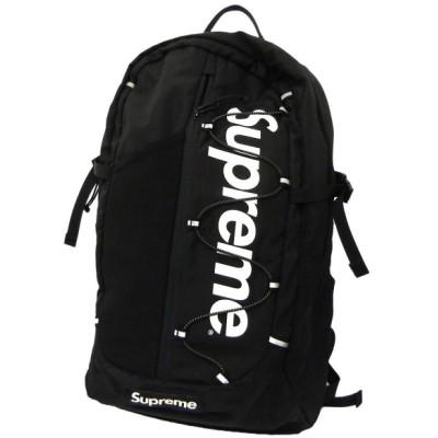 【5月11日値下】SUPREME 17SS「BackPack」バックパック ブラック サイズ:- (渋谷神南店)