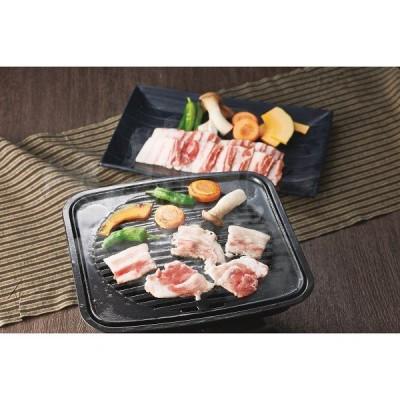 国産和豚もちぶた(三元豚) 焼肉用バラ(500g) MPWMYB5和豚もち豚(三元豚