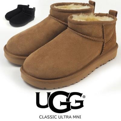 UGG アグ ムートンブーツ CLASSIC ULTRA MNI 1116109 レディース