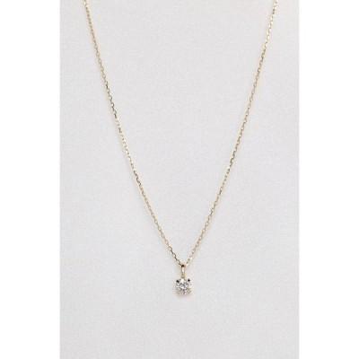 ダイヤモンド K18ネックレス(0.210ct)No.1
