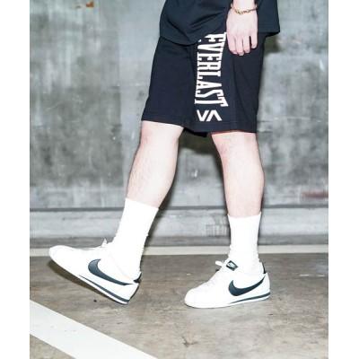パンツ RVCA SPORT メンズ 【EVERLAST】 FLEECE SHORT ウォークパンツ/ショートパンツ【2021年春夏モデル】/ルーカ