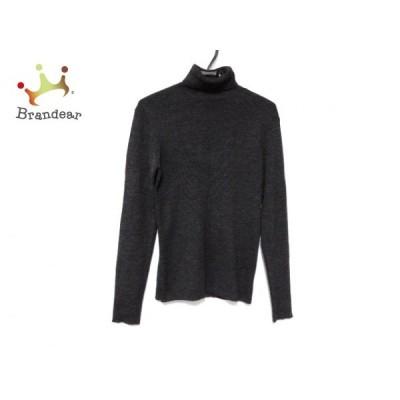 トルネードマート TORNADO MART 長袖セーター メンズ - ダークグレー タートルネック   スペシャル特価 20210107
