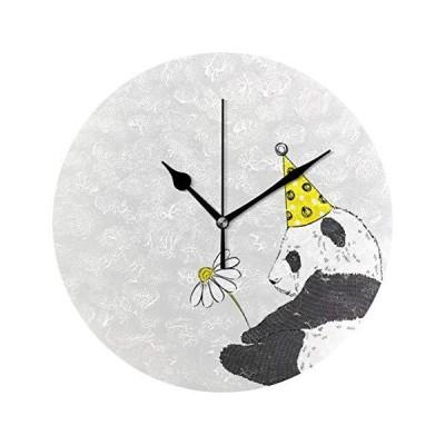 SoreSore(ソレソレ)掛け時計 置き時計 壁掛け時計 時計 インテリア 連続秒針 かわいい 北欧 おしゃれ 円型 部屋飾