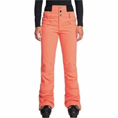 ロキシー Roxy レディース スキー・スノーボード ボトムス・パンツ Rising High Pant Living Coral