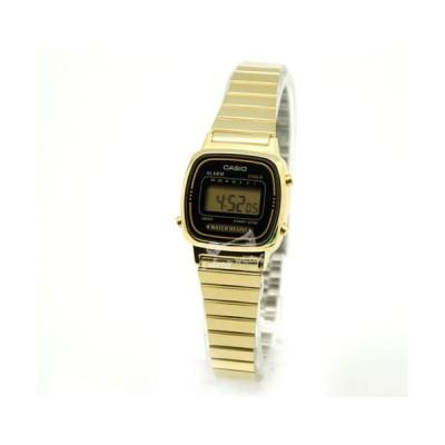 腕時計 カシオ Casio LA670WGA-1D Digital Watch Brand New & 100% Authentic