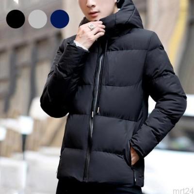 mrt24のボリュームフード 中綿ダウンジャケット メンズ カジュアルアウター 秋冬 30代 40代 50代 大きいサイズ 安い ブランド 3