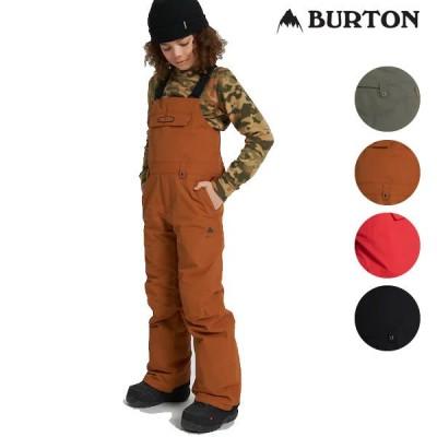 20-21 子供用 BURTON ビブパンツ Skylar Bib Pant 17150104: 正規品/バートン/スノーボードウエア/ジュニア/キッズ/スノボ/スカイラービブ/snow
