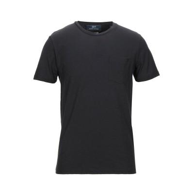 SUIT MODERN ARCHIVES T シャツ ブラック S オーガニックコットン 100% T シャツ