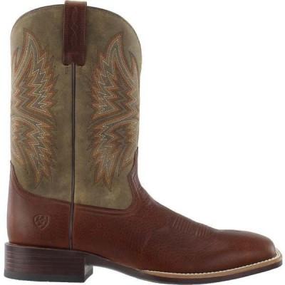 アリアト メンズ ブーツ・レインブーツ シューズ Valor Ultra Square Toe Cowboy Boots