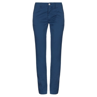 ベルウィッチ BERWICH パンツ ブルー 44 コットン 98% / ポリウレタン 2% パンツ