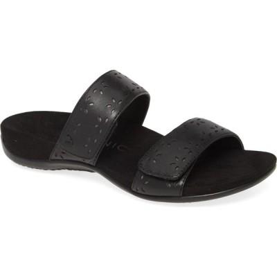 バイオニック VIONIC レディース サンダル・ミュール スライドサンダル シューズ・靴 Randi Slide Sandal Black