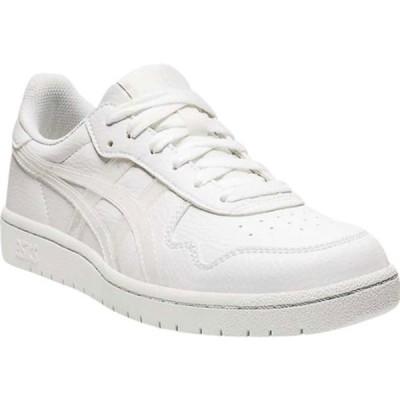 アシックス スニーカー シューズ レディース JAPAN S Sneaker (Women's) White/Cream