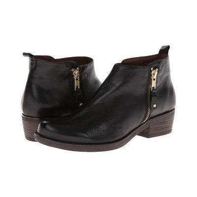 Eric Michael エリックマイケル レディース 女性用 シューズ 靴 ブーツ アンクルブーツ ショート London - Black