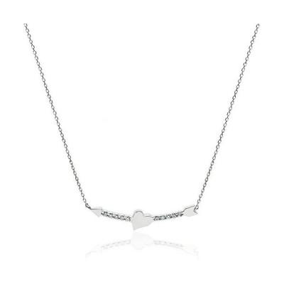 Cloud-Jewelry(クラウドジュエリー) ALN-1 キューピット 矢 ハート アロー スティック ペンダント レディース ネックレ