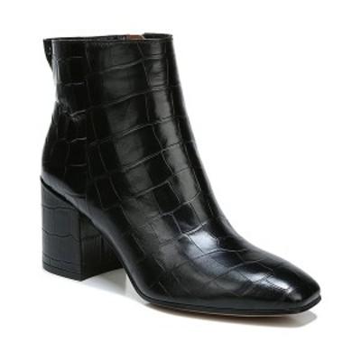 フランコサルト レディース ブーツ&レインブーツ シューズ Tina 2 Booties Black Leather