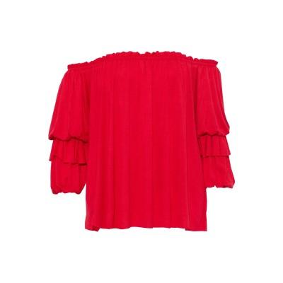 BAILEY 44 T シャツ レッド XS レーヨン 95% / ポリウレタン 5% T シャツ