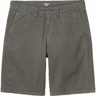 カーハート Carhartt WIP メンズ ショートパンツ ボトムス・パンツ carhartt johnson shorts Moor