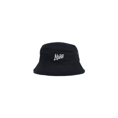 モブ MOBB OGロゴ ハット メンズ ユニセックス M-L ブラック OG LOGO BUCKET HAT -BLACK-