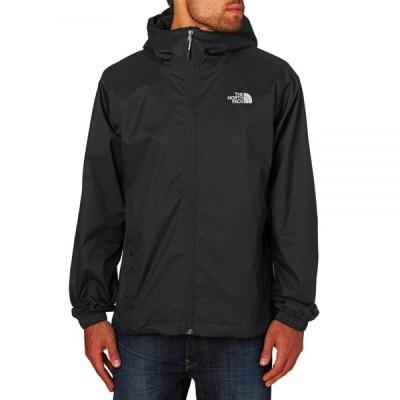 ザ ノースフェイス The North Face メンズ ジャケット アウター north face quest waterproof jacket TNF Black
