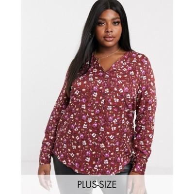 ジュナローズ レディース シャツ トップス Junarose floral shirt