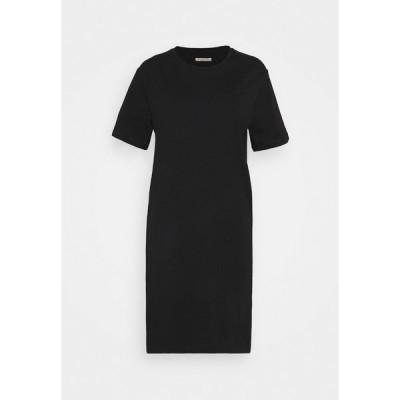 アンナフィールド ワンピース レディース トップス Jersey dress - black