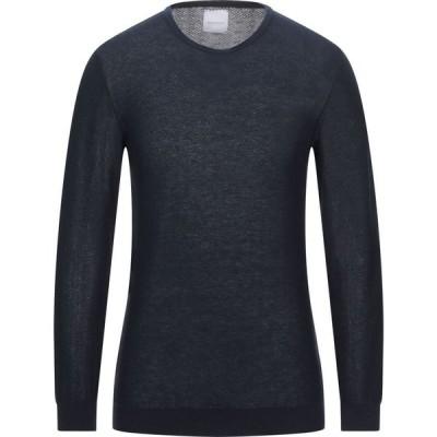 ベルウッド BELLWOOD メンズ ニット・セーター トップス sweater Dark blue