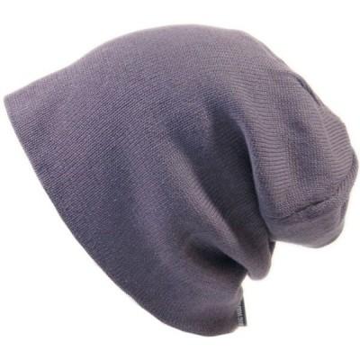 大きいサイズ 帽子 L XL リバーシブル  チャコールグレー ブラック  ニットキャップ メンズ ニット  BIGWATCH 正規品/ビッグワッチ UVケア